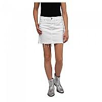 [해외]리플레이 WA9201 Skirt Optical White