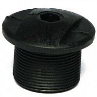 [해외]AXA Screw For Plate Protector 15.8 mm Black