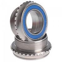[해외]ROTOR 트랙 Bottom Bracket 24 mm Steel