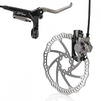 [해외]XLC Pro Disc Brake HR BR D01 Black / Titan