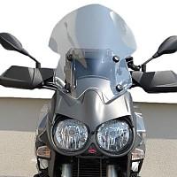 [해외]BULLSTER Moto Fuzzi Stelvio 1200 NTX 하이 Protection 56 cm 4 mm Clear