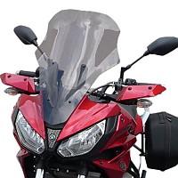 [해외]BULLSTER Yamaha MT-07 700 Tracer 하이 Protection 윈드shield Clear
