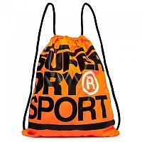 [해외]슈퍼드라이 XL Drawstring 스포츠s 백 Hazard Orange