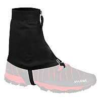 [해외]살레와 Alpine Speed 스트레치 Gaiter Black