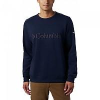 [해외]컬럼비아 로고 Fleece Collegiate Navy / White