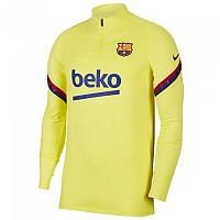 [해외]나이키 FC Barcelona Dri Fit Strike Drill 19/20 Sonic Yellow / Sonic Yellow / Dark Obsidian