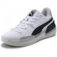 [해외]푸마 Clyde Hardwood Puma White / Puma Black