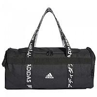 [해외]아디다스 4 Athletes Duffle S 21.6L Black / Black / White