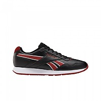 [해외]리복 Royal Glide Black / Pure Grey 4 / Red Ember