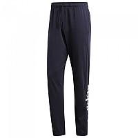 [해외]아디다스 Essentials Linear Single Jersey Pants Regular Legend Ink / White