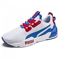 [해외]푸마 Cell Phase Puma White / High Risk Red / Palace Blue