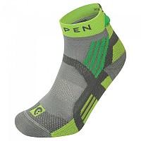 [해외]LORPEN X3TP Trail Running Padded Grey / Green