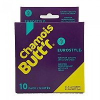 [해외]CHAMOIS BUTT´R Eurostyle Anti-Chafe Cream 9ml x 10 Units