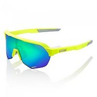 [해외]100% S2 Glasses Matte Fluorescent Yellow