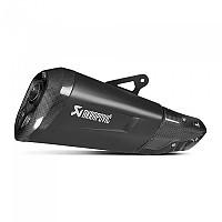 [해외]아크라포빅 머플러 Titanium S 1000XR 15-16 Black