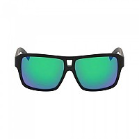 [해외]DRAGON ALLIANCE The Jam Lumalens Mirrored H2O Polarized 9137455953 Matte Black / Green