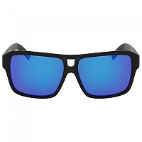 [해외]DRAGON ALLIANCE The Jam Lumalens Mirrored H2O Polarized 9137455955 Matte Black / Blue