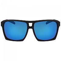 [해외]DRAGON ALLIANCE The Verse Lumalens Mirrored H2O Ionized Polarized 9137456006 Matte Black / Blue