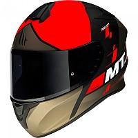 [해외]MT 헬멧 Targo Rigel Matt Red