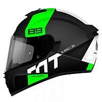 [해외]MT 헬멧 Blade 2 SV 89 Matt Fluor Green