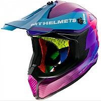 [해외]MT 헬멧 Falcon System Gloss Pink