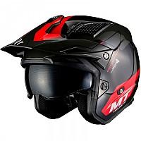 [해외]MT 헬멧 District SV Summit Gloss Red