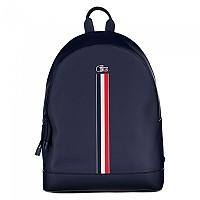 [해외]라코스테 N?ocroc Canvas Backpack Pecoat / Red / White