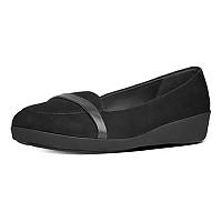 [해외]핏플랍 F 팝 Loafer Black