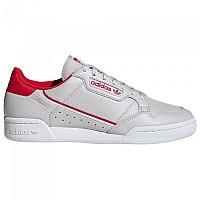 [해외]아디다스 오리지널 Continental 80 Grey One / Scarlet / Footwear White