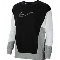 [해외]나이키 스포츠웨어 크루 HBR 컬러 블록 Black / White / Dark Grey Heather
