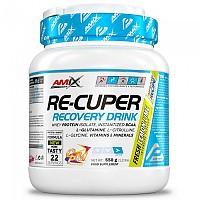 [해외]AMIX Re-Cuper Recovery Drink 550 gr Lime / Lemon