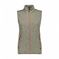 [해외]CMP Woman Vest Wood / Arena