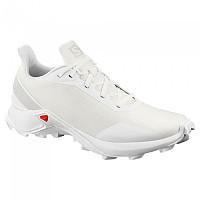 [해외]살로몬 Alphacross White / White / White