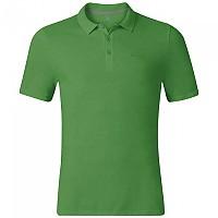 [해외]오들로 Trim Polo 셔츠 S/S Classic Green