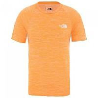 [해외]노스페이스 심리스 Flame Orange / White Heather