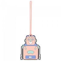 [해외]키플링 Robot Fun Robot Pink