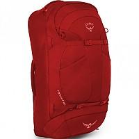 [해외]오스프리 Farpoint 80L Jasper Red