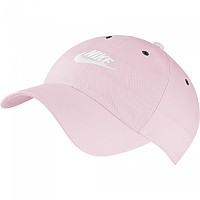 [해외]나이키 스포츠웨어 헤리티지 86 푸투라 워시드 Pink Foam / White