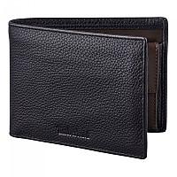 [해외]팀버랜드 Large Wallet 위드 Coin Black