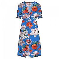 [해외]리플레이 W9609 드레스 Royal / Multicolor