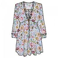 [해외]리플레이 W9611 드레스 Azure / Multicolor