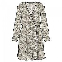 [해외]리플레이 W9563 드레스 Natural-Brown