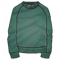 [해외]리플레이 M3106 스웨트shirt Sea Green