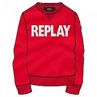 [해외]리플레이 M3666 스웨트shirt Poppy Red