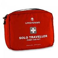 [해외]LIFESYSTEMS Solo Traveller First Aid Kit 1135876458 Red