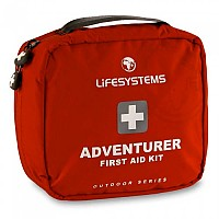[해외]LIFESYSTEMS 어드벤처r First Aid Kit Red