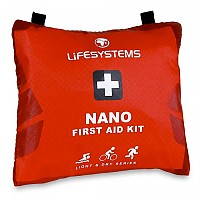 [해외]LIFESYSTEMS 라이트 & 드라이 Nano First Aid Kit Red