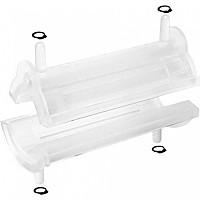 [해외]VAR 세트 Of Replacement Rubber 클램프 Covers White