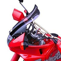 [해외]BULLSTER Honda NX650 하이 Protection 윈드shield Clear