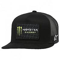 [해외]알파인스타 Monster Champ 트러커 Black / Black